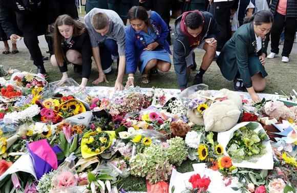 ニュージーランド銃乱射 NZ紙「わが国で憎悪は繁栄せず」:イザ!