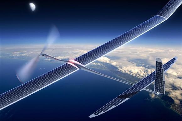 米タイタン・エアロスペースが開発する無人機のイメージ図=3月4日(タイタン・エアロスペース提供・AP)