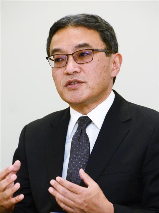 春闘 日本自動車工業会、吉田正弘労務委員長「国際競争力維持の観点を」:イザ!