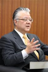 電機連合の野中孝泰中央執行委員長「将来の不安払拭のため、賃金上昇を」