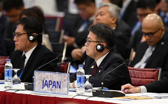 アジア太平洋の連携議論 APEC貿易相会合が開幕:イザ!