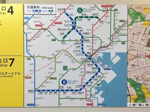 メトロ 図 東京 路線