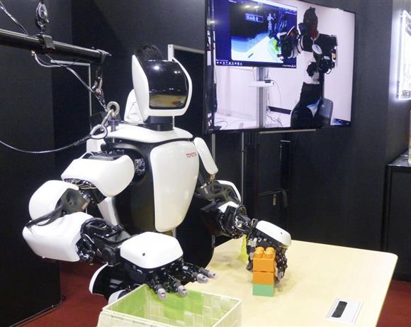 触感伝わるロボ、遠隔医療…5G使った新技術、ドコモ展示会:イザ!サイトナビゲーションPR触感伝わるロボ、遠隔医療…5G使った新技術、ドコモ展示会トヨタ自動車が開発した遠隔操作の人型ロボット=5日午後、東京都江東区その他の写真PRPRPRトレンドizaアクセスランキングピックアップizaスペシャルPRPR得ダネ情報PR