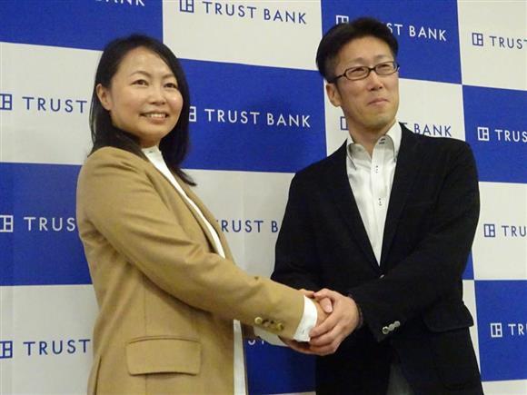 1日付でトラストバンクの社長に就任した川村憲一氏|トラストバンク ...
