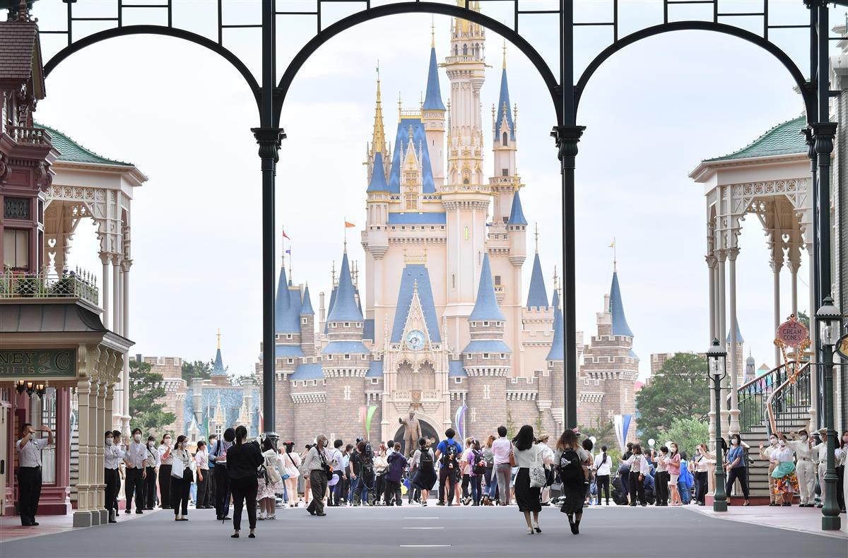 ディズニー 営業 時間 【公式】現在のパークの楽しみ方 東京ディズニーリゾート