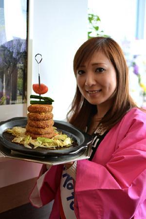 智子 大 食い 三宅