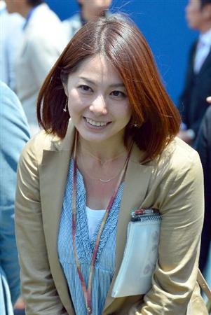 杉浦友紀アナ、結婚相手はNHK同期のイケメン美術担当だった!:イザ!