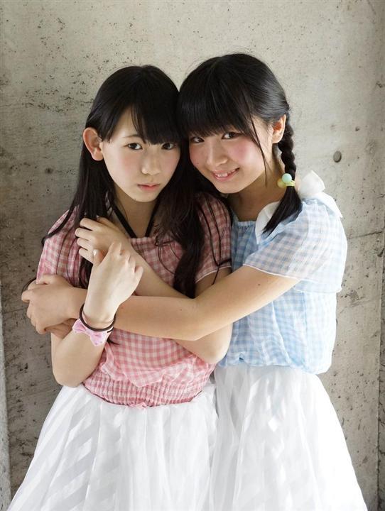 岡山ご当地アイドル 「ミニモニ。」を彷彿させる小さな2人組:イザ!