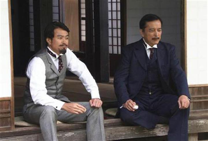 榎木孝明、住友の初代総理事役に「現代人よりも腹が据わっている」:イザ!