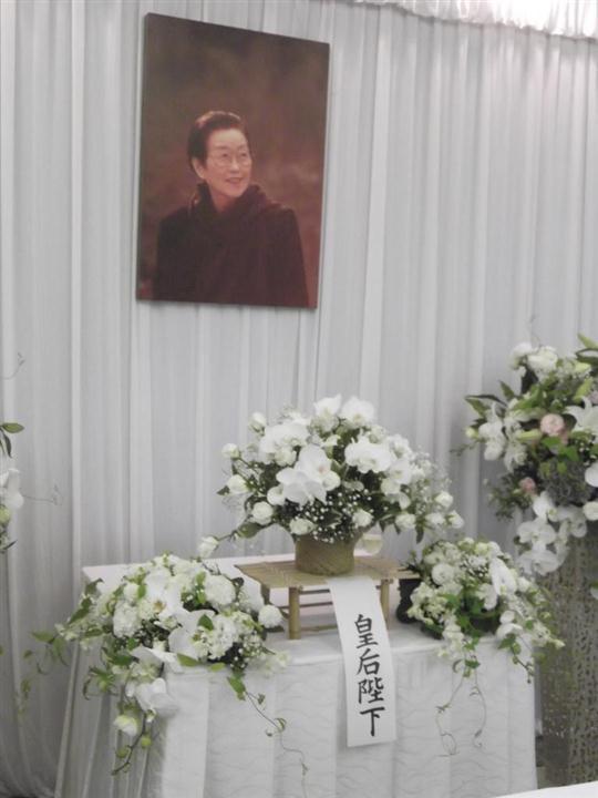 秋山ちえ子さん、お別れの会で森山良子が献歌「気持ちのいい方でした ...