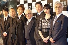 マーティン・スコセッシ監督が「沈黙-サイレンス-」のジャパンプレミアに出席 次回作は「山椒大夫」