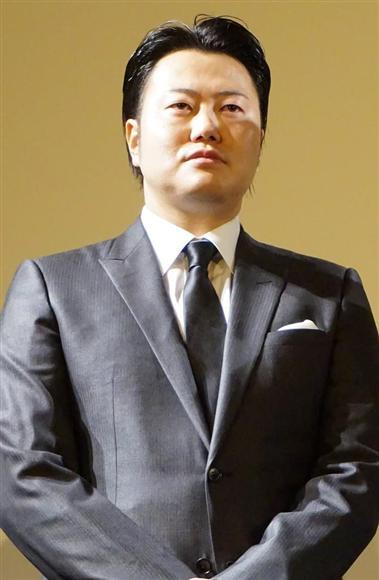 映画「GRAY ZONE」のイベント上映に出席した遠藤要