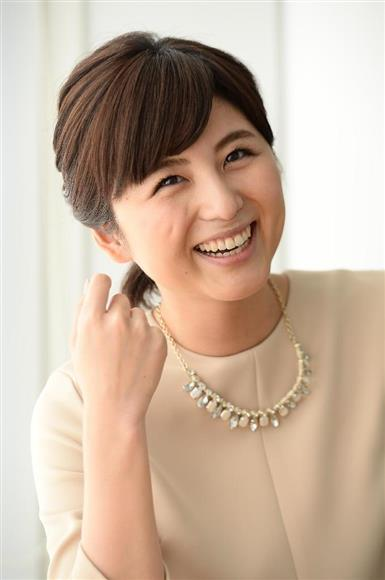 テレ朝・宇賀なつみアナ結婚 大学時代の同級生と:イザ!