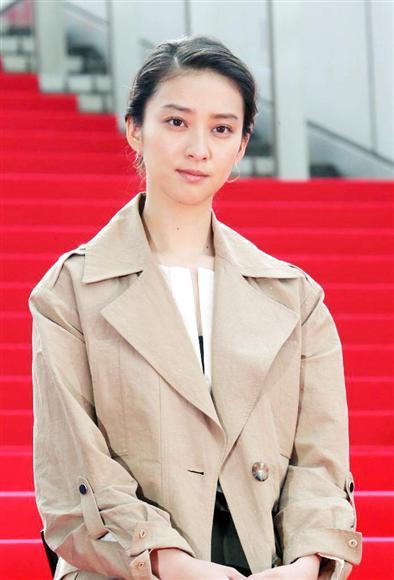 武井咲(写真)と小出恵介では事情が違うようだ