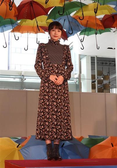 映画「ナラタージュ」ブリーゼブリーゼ特別イベントに出席した有村架純