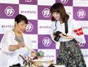 佐々木希さんが地元・秋田の新聞で編集長の初仕事 「しょしけど、PR頑張る!」