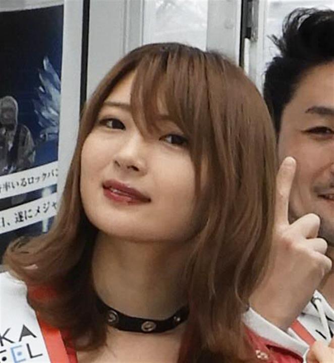 元NMB48岸野里香、Bリーグ名古屋...