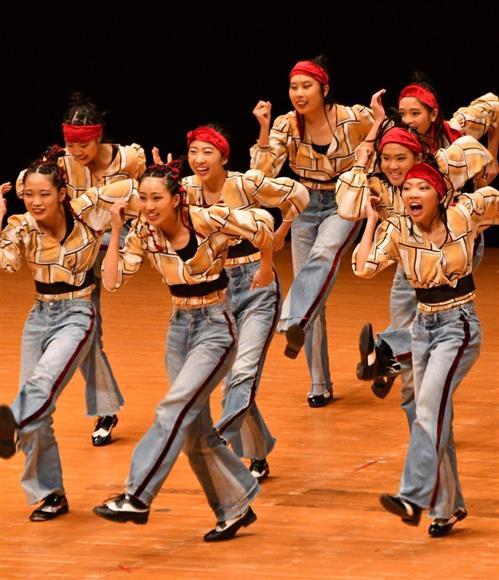 部 高校 大会 ダンス