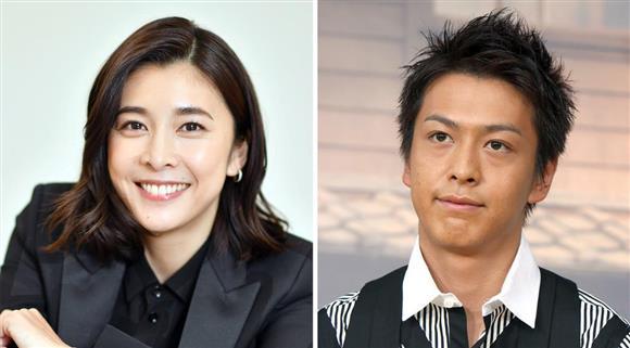 竹内結子さん再婚 同じ事務所の俳優・中林大樹さんと:イザ!