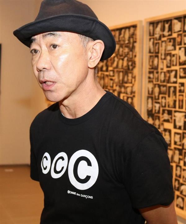 「木梨憲武展」滋賀・佐川美術館で6日開幕:イザ!