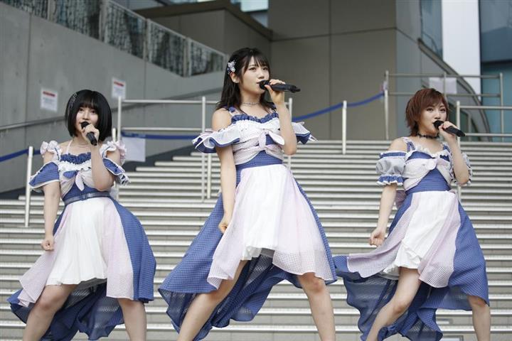 AKB48矢作萌夏「緊張」初センター!新曲『サステナブル