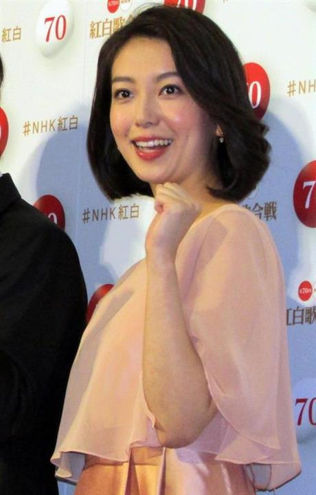 わくまゆ 時代がキター 和久田麻由子アナ 紅白総合司会に抜擢で 正統派美人の 朝の顔 ついに花開く イザ