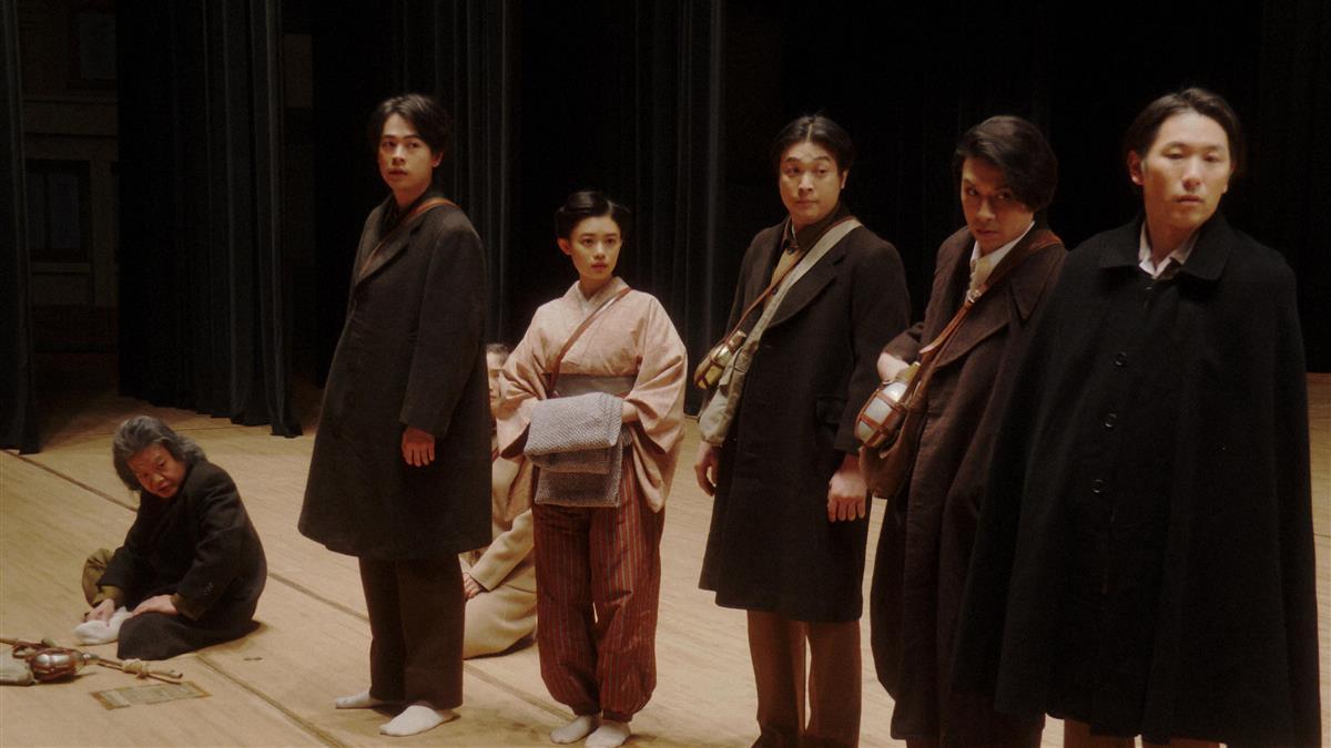 鶴 亀 家庭 劇