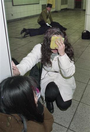 地下鉄サリン20年 現場遭遇…写真...
