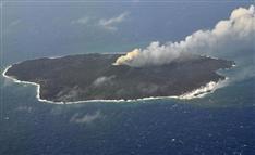 西之島沖に「黄緑色」の水域 この変色が意味するものは?