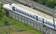 走行中の新幹線で焼身自殺か 車内パニック「死ぬかと思った」