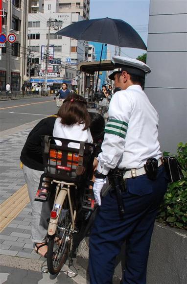 ... 自転車、どうしよう?:イザ