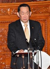 テロ等準備罪 金田勝年法相「対象犯罪を限定、慎重に検討」