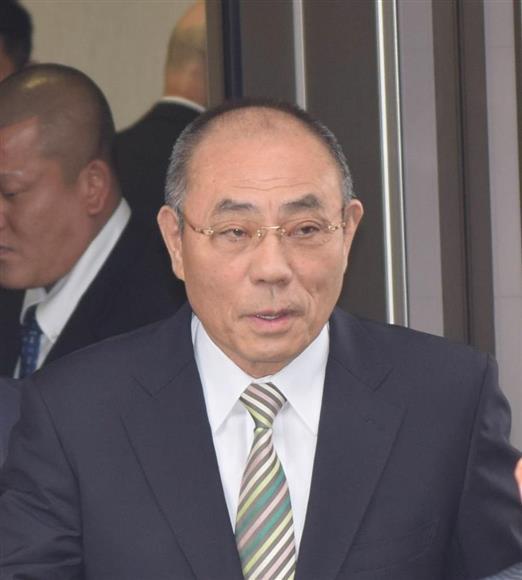 井上邦雄・神戸山口組組長の関係...