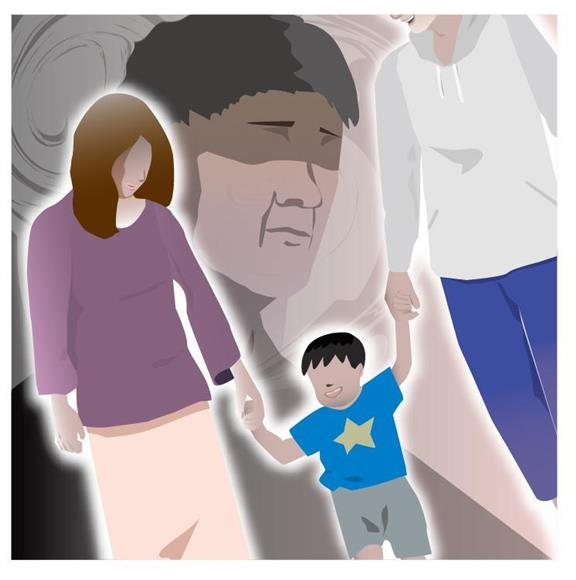 愛する夫とかわいい子供。ある女性が築いた幸せな家庭は、長男の父親がかつての「援助交際」相手の男性であることがDNA鑑定で判明した。親子関係の確認を求めて男性が訴訟を提起し、女性のささやかな日常は暗転した