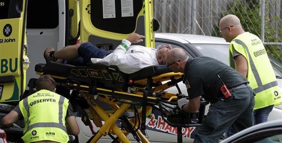 ニュージーランド 銃乱射 Gallery: NZのモスク2カ所で銃乱射 死者複数:イザ!