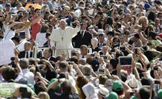温暖化放置で「最後の審判」 法王の異例の提言に世界が衝撃