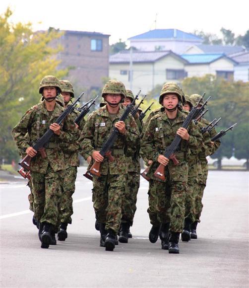 横須賀・陸上自衛隊高等工科学校...