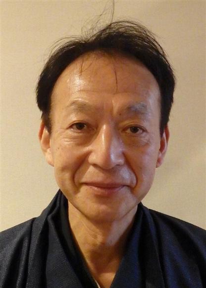 大阪市立茨田北中学校の寺井寿男校長。寺井氏は2015年3月に定年退職したが、同年4月から再任用されていた