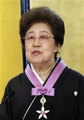女性史研究の草分け、脇田晴子さん死去 文化勲章受章、滋賀県立大名誉教授