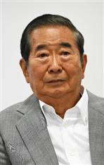 石原慎太郎氏の記者会見、3日午後3時、日本記者クラブで