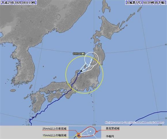 2018伊勢湾台風被害の画像で見る台風21号の経路と …