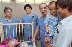 明美ちゃん基金ミャンマー医療団 「貧富で命が左右されないように」ミャンマーで息づく基金の精神