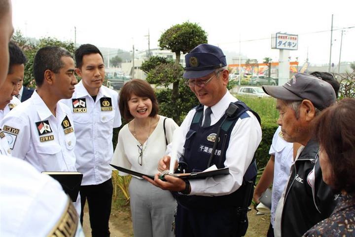 千葉県警巡査部長を「勲章なき英...