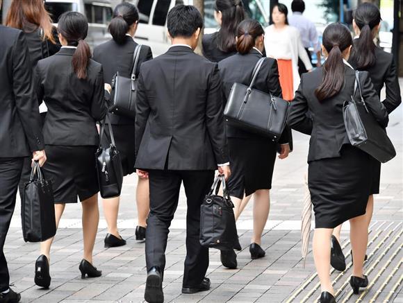 採用面接の解禁時期前倒し、6割の学生が評価 平成29年度就活 ...
