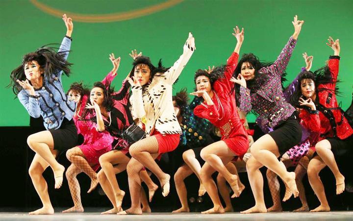 バブル期の流行復活 ダンスやファッション\u202650代以上は懐かしく