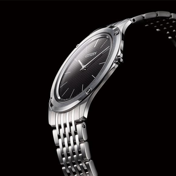世界最薄の光発電時計「Eco-Drive One」のフラッグシップモデル