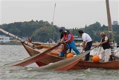 霞ケ浦の風物詩 帆引網漁を無形民俗文化財に 文化審議会、文化庁長官に答申