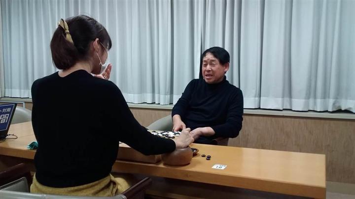 棋聖 期 44 囲碁 戦