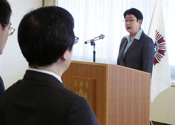 入管庁発足で佐々木聖子長官「より信頼される行政に」:イザ!
