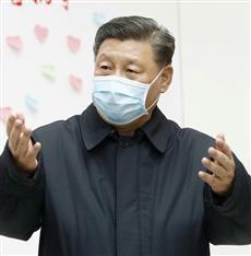 中国 証拠 コロナ